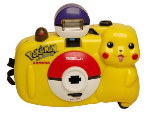 pokemon camera